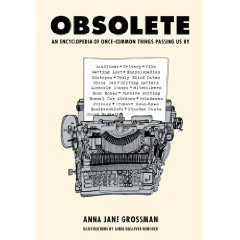 obsolete book cover